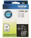 Brother LC539XL-BK  Ink Cartridge